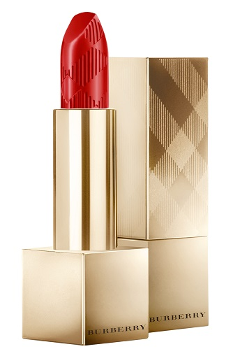 Burberry Make-up - Festive 2015 Collection - Burberry Kisses - Military Red No.10_001