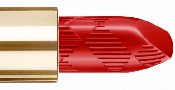 Burberry Make-up - Festive 2015 Collection - Burberry Kisses - Military Red No.10_002