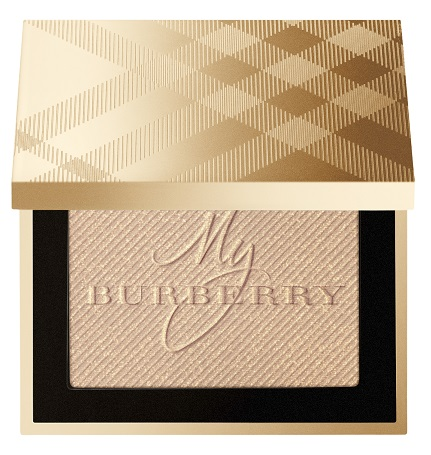 Burberry Make-up - Festive 2015 Collection - Gold Glow Fragranced Luminising Powder - Gold No.01 - Limited Editio_002