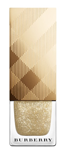 Burberry Make-up - Festive 2015 Collection - Nail Polish - Festive Gold No. 449 - Limited Edition Shad_001