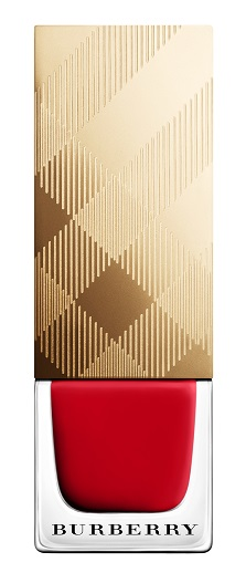 Burberry Make-up - Festive 2015 Collection - Nail Polish - Military Red No. 30_001